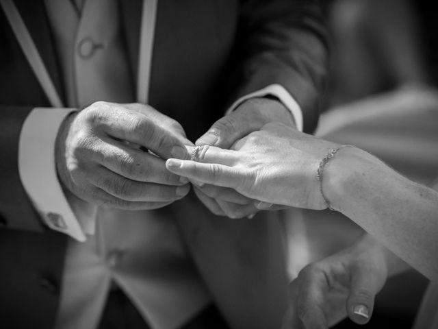 Le mariage de Vincent et Barbara à Bourg-des-Comptes, Ille et Vilaine 44