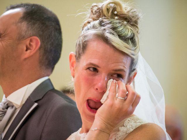 Le mariage de Vincent et Barbara à Bourg-des-Comptes, Ille et Vilaine 45