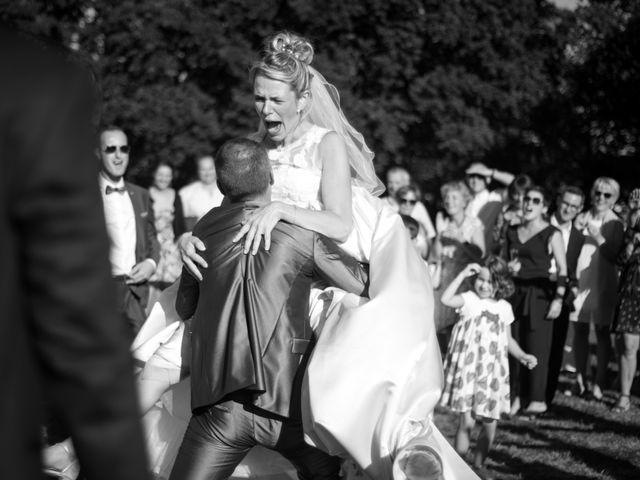 Le mariage de Vincent et Barbara à Bourg-des-Comptes, Ille et Vilaine 53