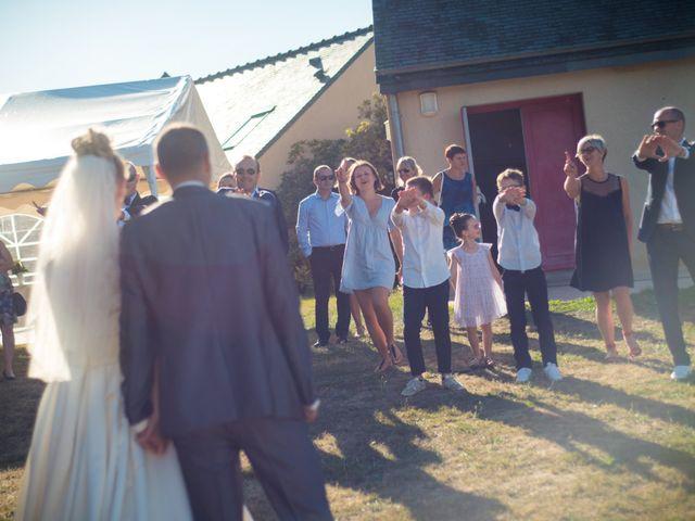 Le mariage de Vincent et Barbara à Bourg-des-Comptes, Ille et Vilaine 55
