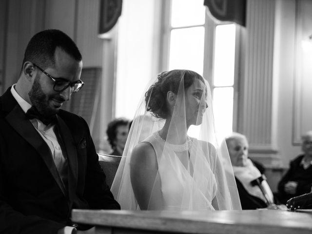 Le mariage de Mamoun et Jennifer à La Châtelaine, Jura 1