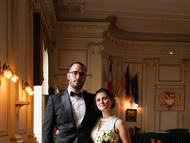 Le mariage de Mamoun et Jennifer à La Châtelaine, Jura 5