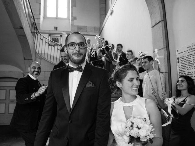 Le mariage de Mamoun et Jennifer à La Châtelaine, Jura 9