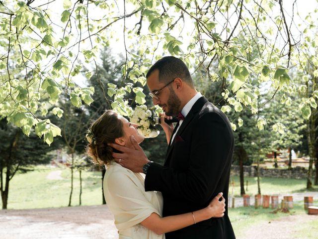 Le mariage de Mamoun et Jennifer à La Châtelaine, Jura 3