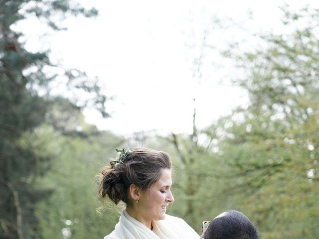 Le mariage de Mamoun et Jennifer à La Châtelaine, Jura 14