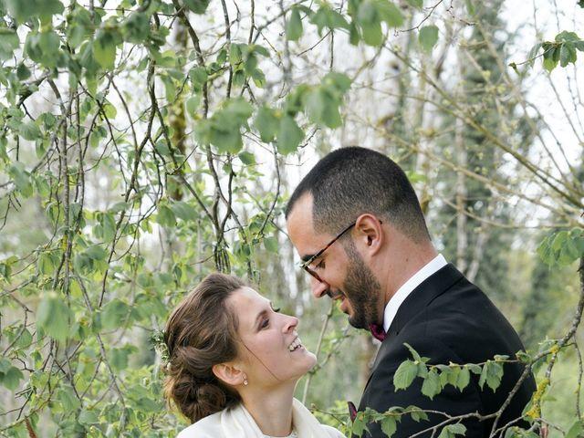 Le mariage de Mamoun et Jennifer à La Châtelaine, Jura 19