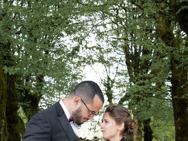 Le mariage de Mamoun et Jennifer à La Châtelaine, Jura 21