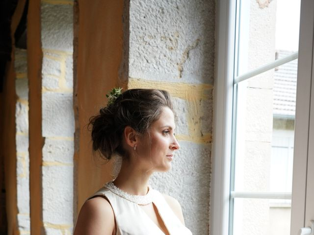 Le mariage de Mamoun et Jennifer à La Châtelaine, Jura 24