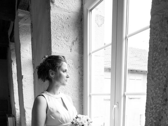 Le mariage de Mamoun et Jennifer à La Châtelaine, Jura 25