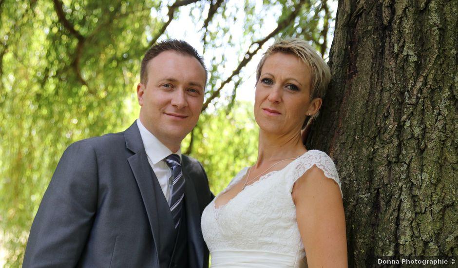 Le mariage de Julien et Pascale à Chevry-Cossigny, Seine-et-Marne