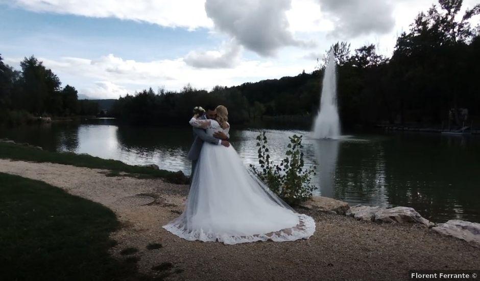 Le mariage de Abdallah et Shéréazade à Sallenôves, Haute-Savoie