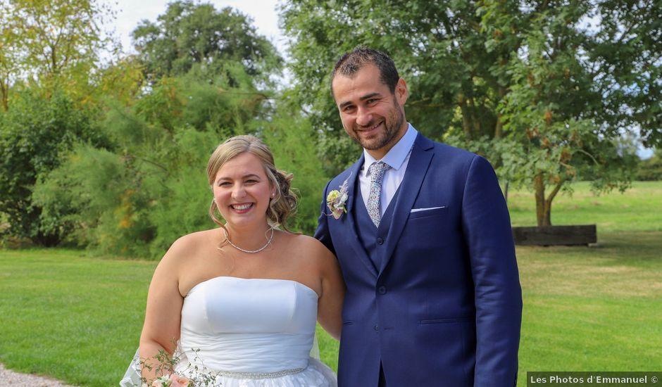 Le mariage de Charly et Pauline à Saint-Ouen-du-Mesnil-Oger, Calvados