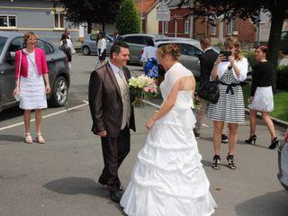 Le mariage de Christelle et Dominique 1