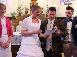 Le mariage de Christelle et Dominique 2