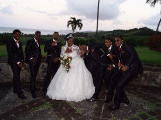 Le mariage de Dominique  et Claudine