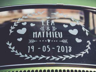 Le mariage de Léa et Mathieu 1