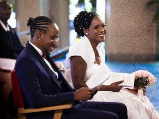 Le mariage de Mesmina  et Lionel 1