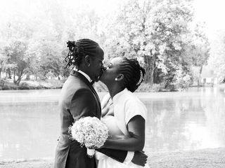 Le mariage de Mesmina  et Lionel 2
