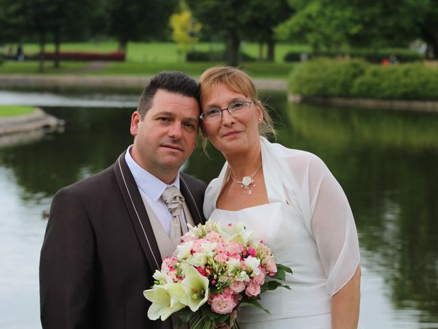 Le mariage de Dominique et Christelle à Mercatel, Pas-de-Calais 11
