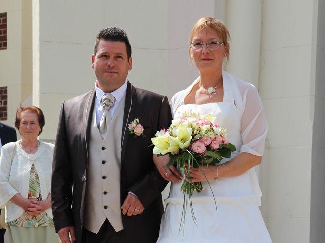 Le mariage de Dominique et Christelle à Mercatel, Pas-de-Calais 23