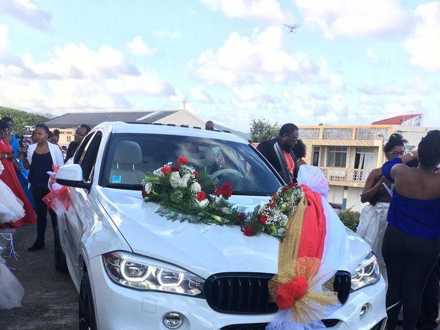 Le mariage de Claudine et Dominique  à Gros-Morne, Martinique 3