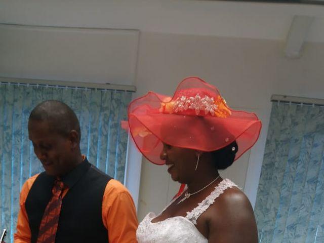 Le mariage de Claudine et Dominique  à Gros-Morne, Martinique 4