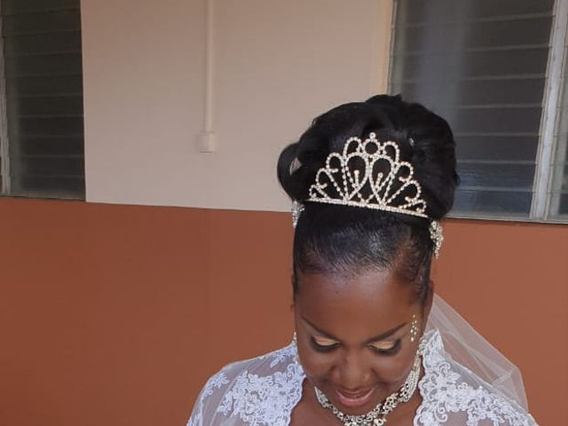 Le mariage de Claudine et Dominique  à Gros-Morne, Martinique 9