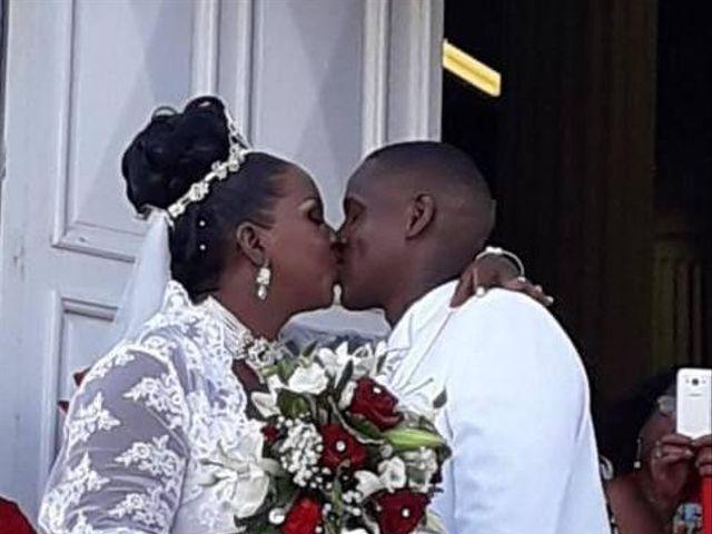 Le mariage de Claudine et Dominique  à Gros-Morne, Martinique 10