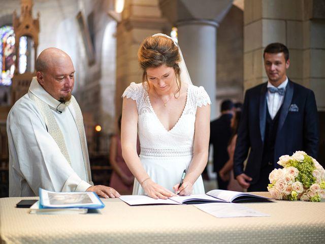 Le mariage de Benjamin et Lucie à Langeais, Indre-et-Loire 10