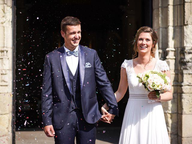 Le mariage de Benjamin et Lucie à Langeais, Indre-et-Loire 13
