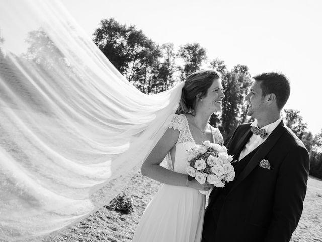 Le mariage de Benjamin et Lucie à Langeais, Indre-et-Loire 18