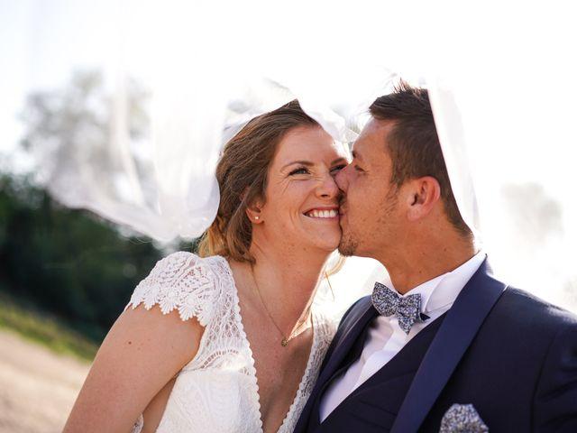 Le mariage de Benjamin et Lucie à Langeais, Indre-et-Loire 19
