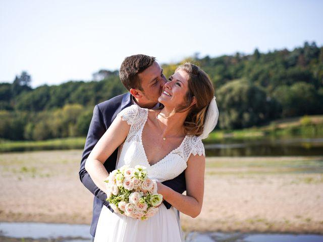 Le mariage de Benjamin et Lucie à Langeais, Indre-et-Loire 20