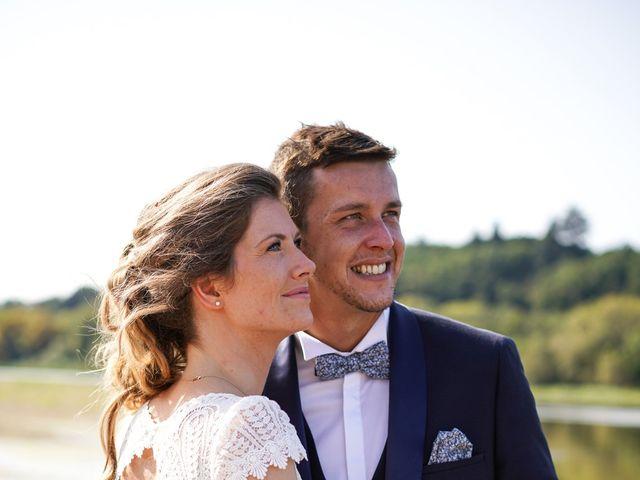 Le mariage de Benjamin et Lucie à Langeais, Indre-et-Loire 21