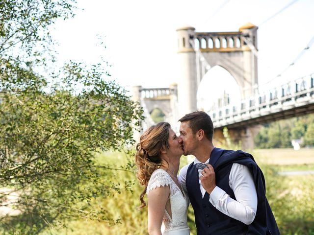 Le mariage de Benjamin et Lucie à Langeais, Indre-et-Loire 23
