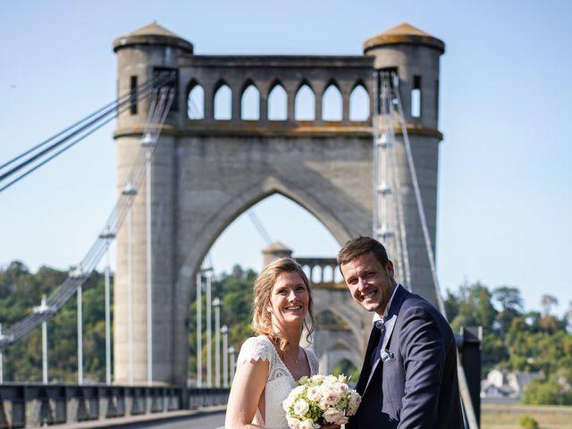 Le mariage de Benjamin et Lucie à Langeais, Indre-et-Loire 25