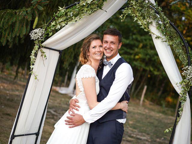 Le mariage de Benjamin et Lucie à Langeais, Indre-et-Loire 27