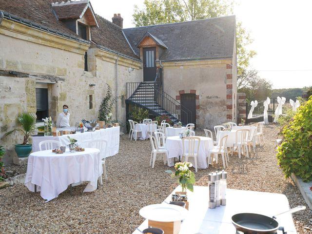 Le mariage de Benjamin et Lucie à Langeais, Indre-et-Loire 38