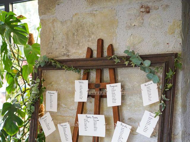 Le mariage de Benjamin et Lucie à Langeais, Indre-et-Loire 42