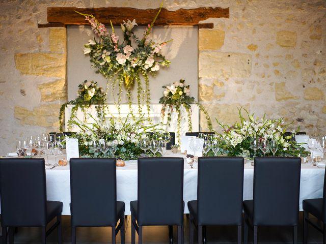 Le mariage de Benjamin et Lucie à Langeais, Indre-et-Loire 48