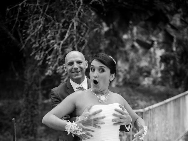 Le mariage de Jonathan et Laurie à Saint-Chamond, Loire 1