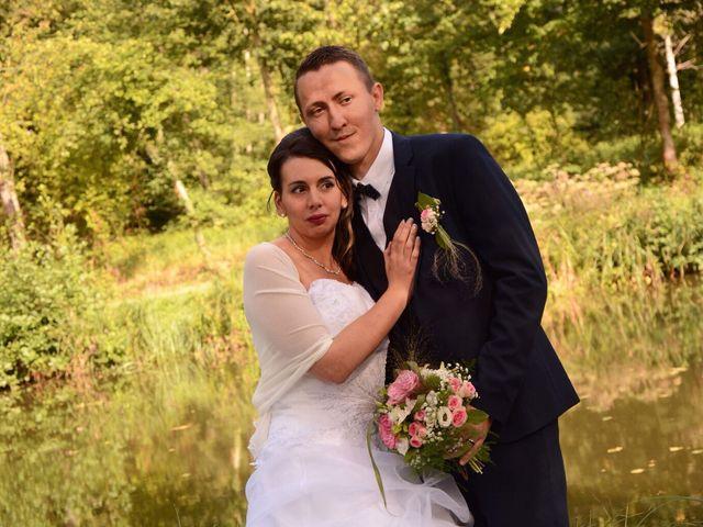 Le mariage de Jonathan  et Audrey à Saint-Étienne-en-Coglès, Ille et Vilaine 1
