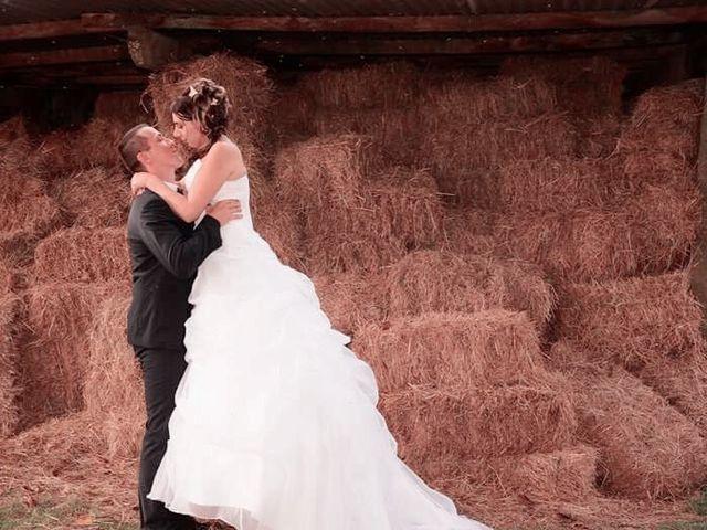 Le mariage de Jonathan  et Audrey à Saint-Étienne-en-Coglès, Ille et Vilaine 3