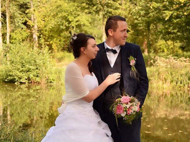 Le mariage de Jonathan  et Audrey à Saint-Étienne-en-Coglès, Ille et Vilaine 7