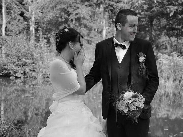 Le mariage de Jonathan  et Audrey à Saint-Étienne-en-Coglès, Ille et Vilaine 8