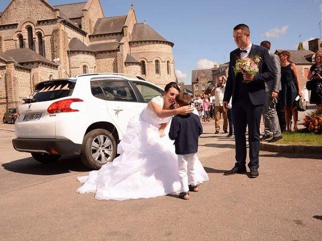 Le mariage de Jonathan  et Audrey à Saint-Étienne-en-Coglès, Ille et Vilaine 11