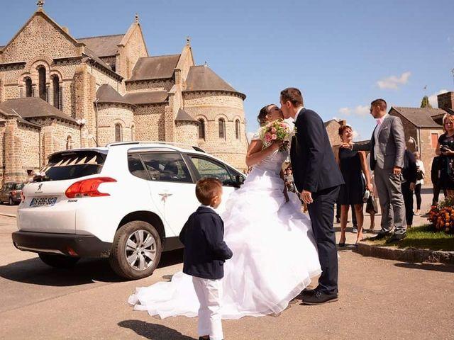 Le mariage de Jonathan  et Audrey à Saint-Étienne-en-Coglès, Ille et Vilaine 12