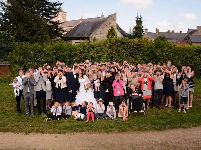 Le mariage de Jonathan  et Audrey à Saint-Étienne-en-Coglès, Ille et Vilaine 15