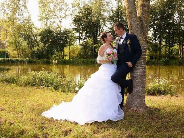 Le mariage de Jonathan  et Audrey à Saint-Étienne-en-Coglès, Ille et Vilaine 35