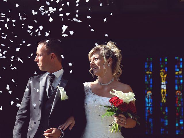 Le mariage de Fabien et Cindy à Wittelsheim, Haut Rhin 3